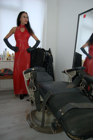Mature pro mistress domination uk